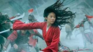 Crouching 'Mulan,' hidden dragon