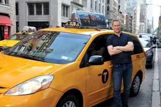 "Discovery Channel's Emmy-Award winning ""Cash Cab"" is back with a few updates after a 5-year hiatus. Host Ben Bailey drives unsuspecting passengers to their destination while they answer increasingly difficult trivia questions for cash.The season premiere was July 27 and the show will air at 7 p.m. on Fridays from now through the month of September."