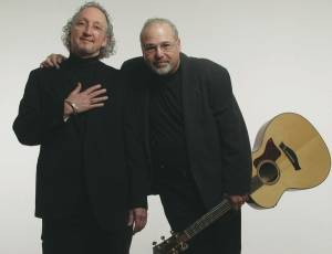 Rex Fowler (left) and Neal Shuman have spent the literal meaning of a lifetime making music together.