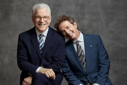 Variety is the spice of life: A conversation with Steve Martin and Martin Short