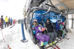 Early snow, cold bode well for New England ski season