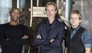 Mike Rutherford of Genesis and Mike + the Mechanics