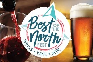 Wings, wine and beer: oh my! - Best of the North festival hits the Bangor Waterfront