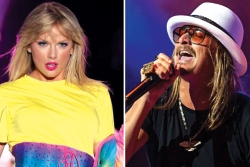 Celebrity Slam - Kid Rock in a hard place