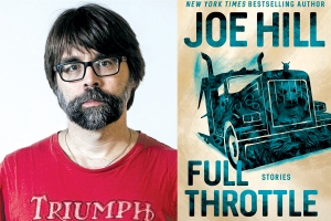 Joe Hill puts the pedal to the metal in 'Full Throttle'