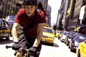 Premium Rush' delivers  kind of
