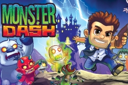Weekly Time Waster - 'Monster Dash'