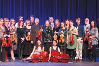 Fiddle supergroup Childsplay prepares for the final bow