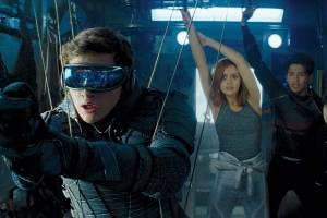 Game on! – 'Ready Player One'