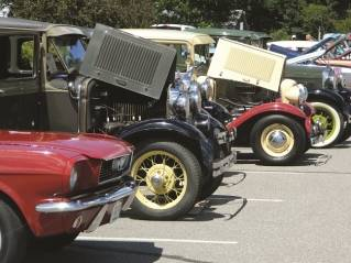Orrington church offers up annual car show