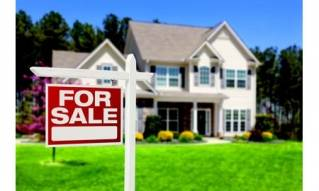 Home sales and yard sales