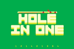 Weekly Time Waster - 'Nano Golf: Hole in One'