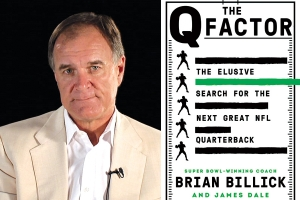 Football's Quixotic quarterback quests – 'The Q Factor'