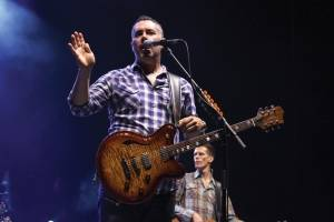 Ed Robertson of Barenaked Ladies