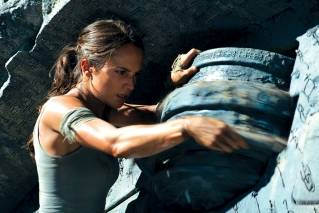 Ordeals and Croft – 'Tomb Raider'