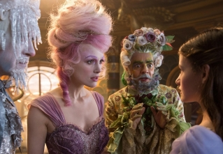 'The Nutcracker and the Four Realms' uninspired