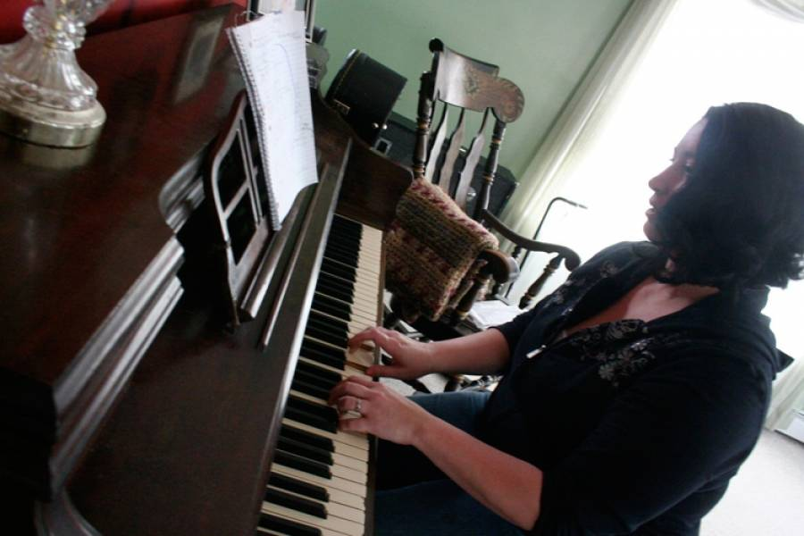 Trisha Mason Writes A Song And Launches A Career Music Buzz