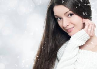 Helping your hair through winter's cold