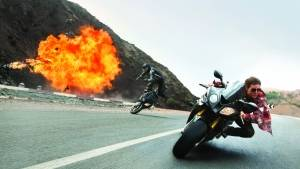 Cruise control – 'Mission Impossible: Rogue Nation'