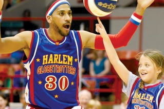 Harlem Globetrotters 'Fan Powered' world tour landing in Bangor