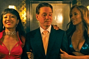 Frank Whaley on getting hustled in 'Hustlers'