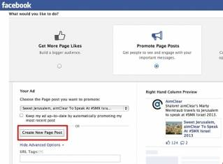 The Marketing Edge – Targeting audiences with Facebook advertising tools