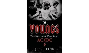 'The Youngs: The Brothers Who Built AC/DC' author Jesse Fink Interview