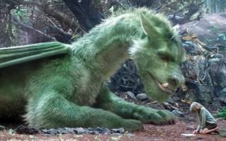 The soaring soul of 'Pete's Dragon'