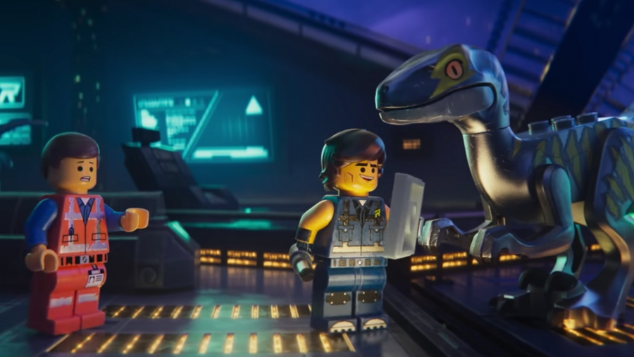 Another Brick In The Wall The Lego Movie 2 Movies Buzz The Maine Edge
