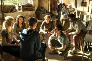 'Maze Runner: The Death Cure' limps to the finish