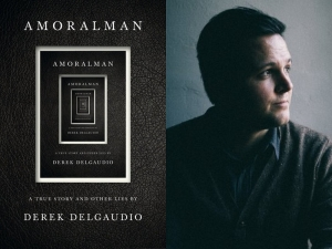 'AMORALMAN' a memoir of depth and deception