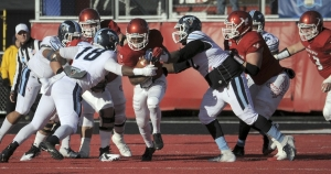 Historic Black Bears football season comes to a close