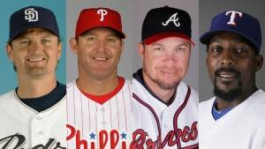 Baseball's Hall of Fame welcomes four