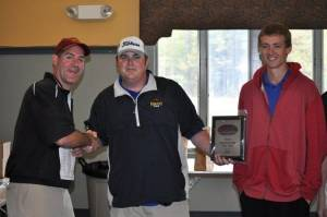 EMCC golf team receives Sportsmanship Award