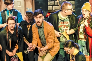 STC's 'Puffs' makes theatre magic