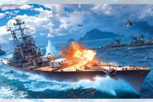 Weekly Time Waster - 'World of Warships Blitz'