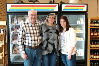 Old-fashioned butcher shop opens in Brewer