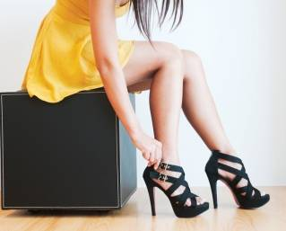 Science proves high heels do have power