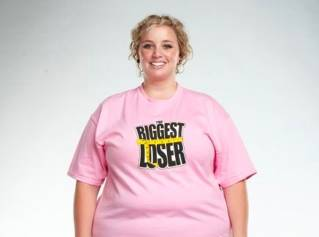 Former Olympian is defeated on NBC's 'Biggest Loser'