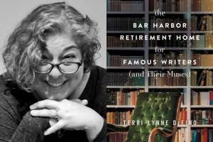 Assisted living for authors - 'The Bar Harbor Retirement Home for Famous Writers (and Their Muses)'