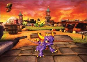 Activision jumps into kids' game with Skylanders'