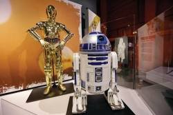 Star Wars exhibit puts costumes on display