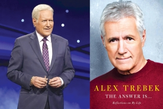 Who is Alex Trebek? 'The Answer Is…: Reflections on My Life'
