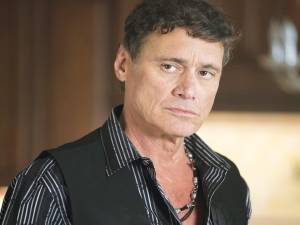 "Actor Steven Bauer stars as Avi in Showtime's ""Ray Donovan."" This still image is from the fifth episode of the new season, the show's fourth."