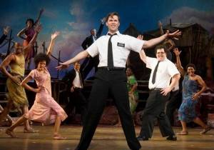 Potty-mouth tour of The Book of Mormon' heads out