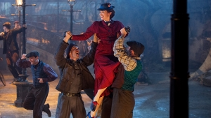 Nanny nostalgia – 'Mary Poppins Returns'