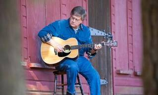 Larry Kaplan returns to perform at the Sail, Power, and Steam Museum, Saturday, Sept. 13