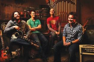 Eli Young Band's Chris Thompson  Best seat in the house'