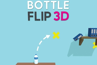 Weekly Time Waster - 'Bottle Flip: 3D'