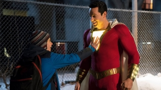 The high-flying heartfelt hilarity of 'Shazam'